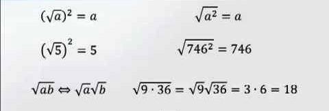 Общи задачи с радикали + решения – математика за 8-ми клас